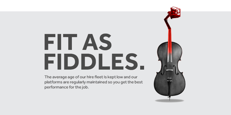 Fit As Fiddles