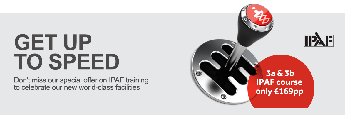 IPAF Training in Rotherham