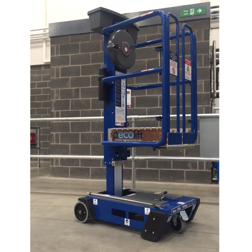 1.5m Push Around Platform - Pecolift
