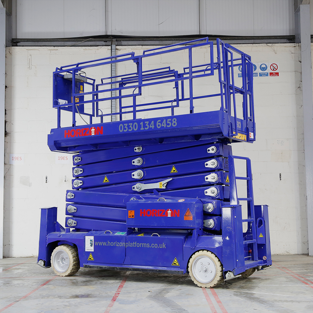 15m Battery Scissor Lift - PB Lift 171-12ES