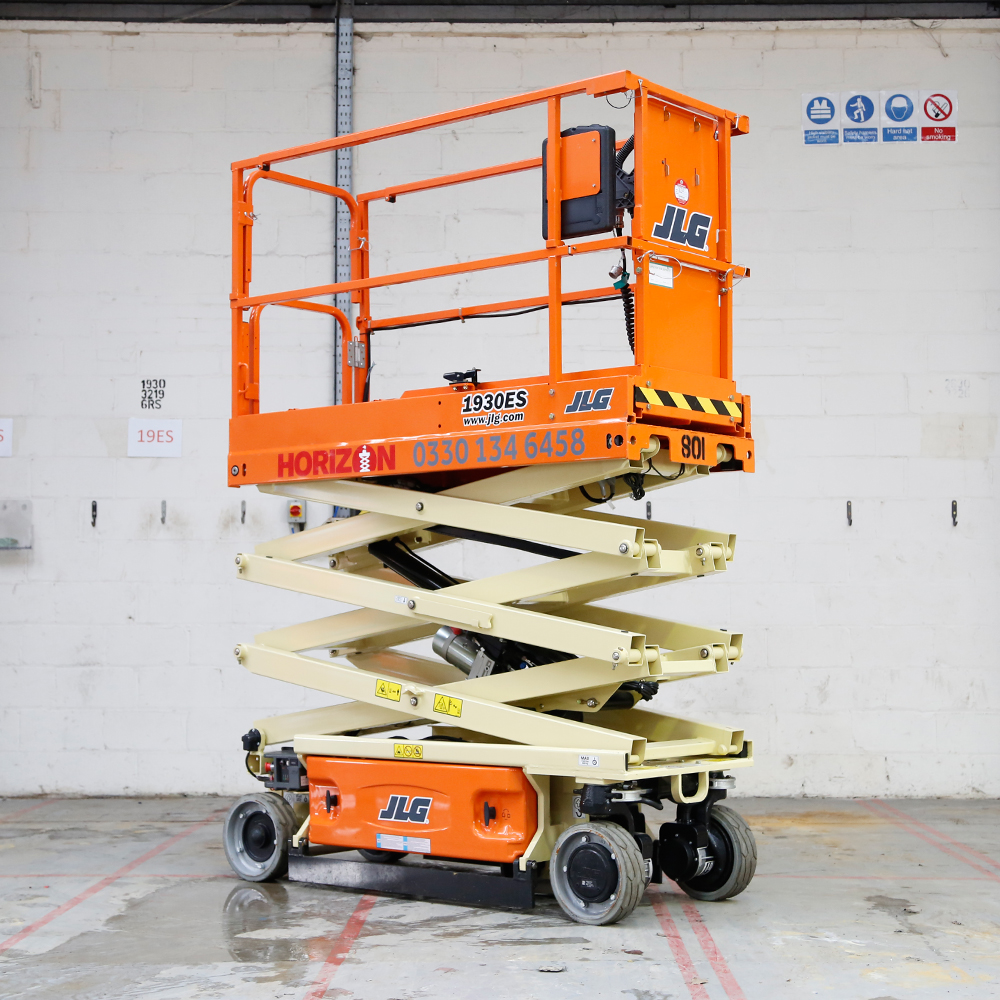 6m Battery Scissor Lift - JLG 1930ES