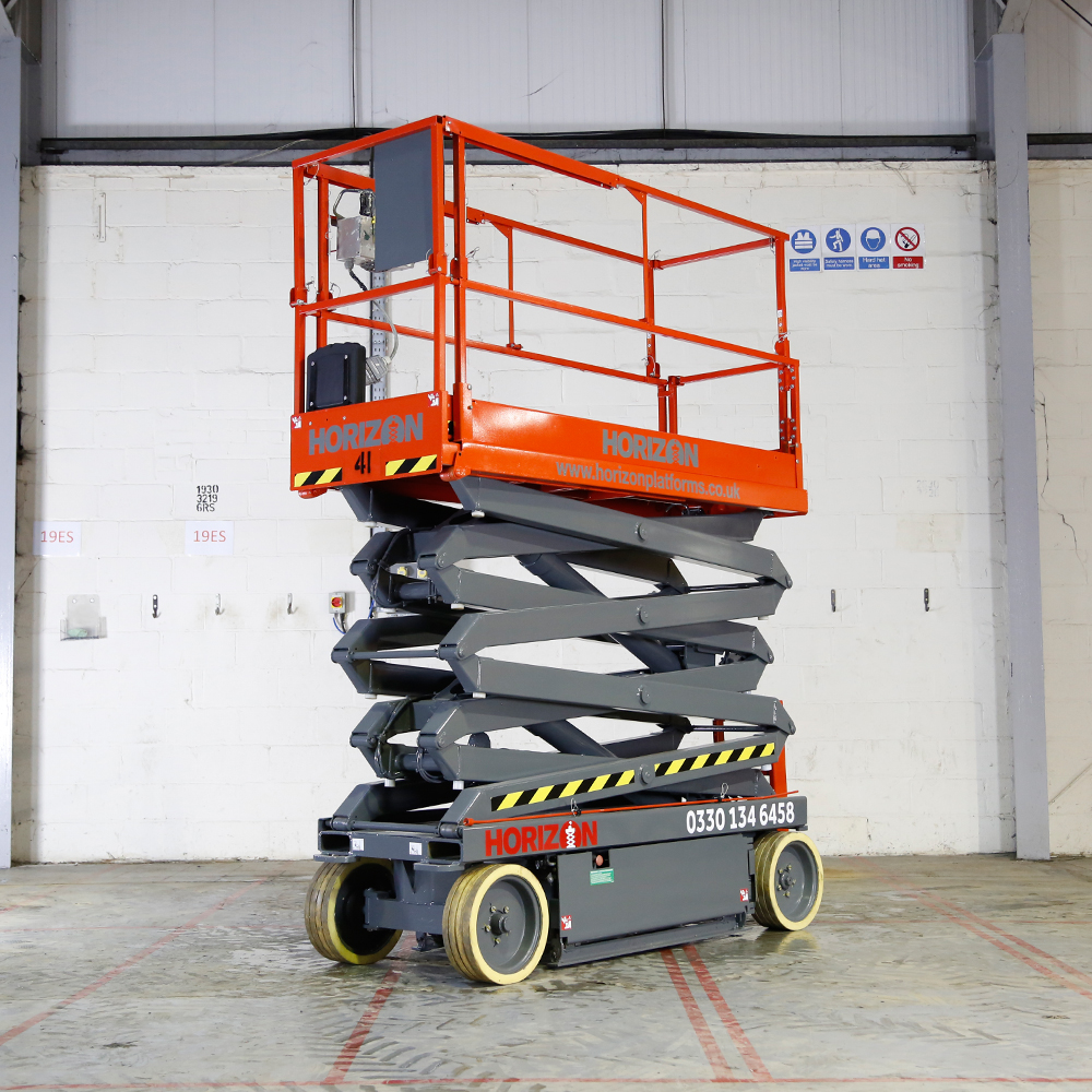 8m Battery Scissor Lift - Skyjack SJ3226