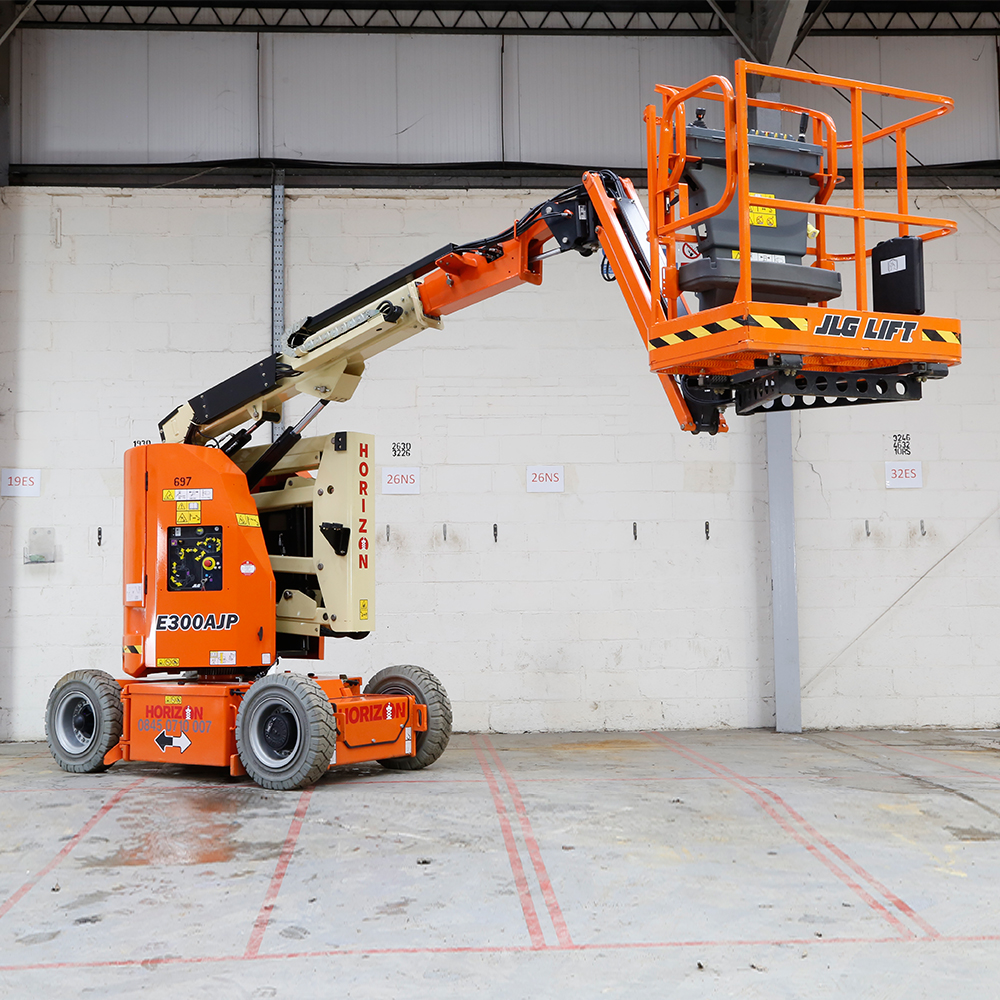 9m Battery Boom Lift - JLG E300AJP