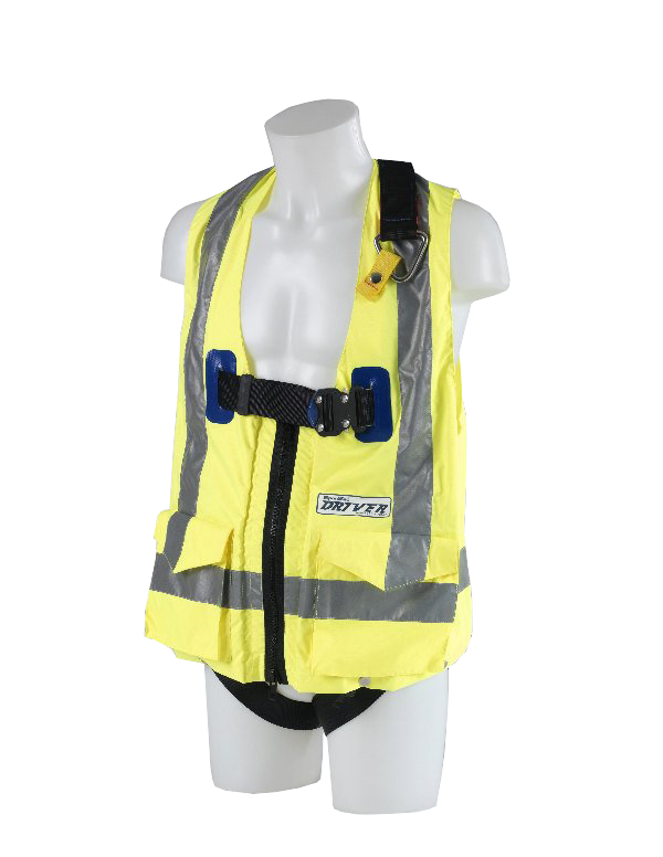 Hi-Vis Driver Safety Harness