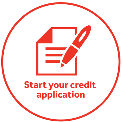 Credit Application - Step 2
